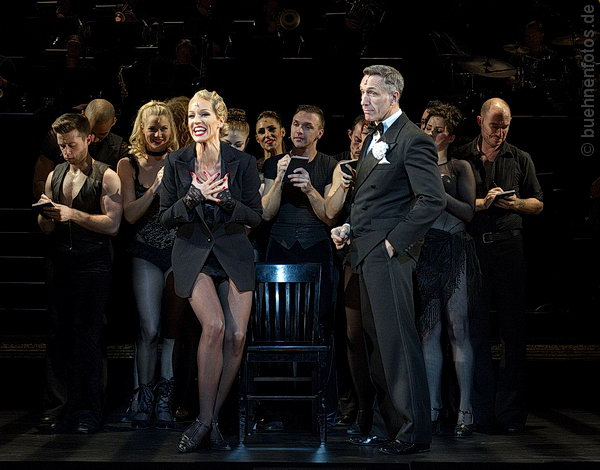 Musical Chicago am Theater des Westens in Berlin