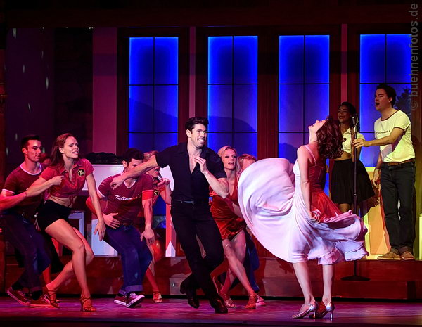 Theaterfotos von Dirty Dancing