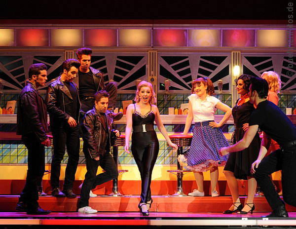 Musical Grease Tournee 2017