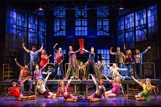 Musical Kinky Boots in Hamburg