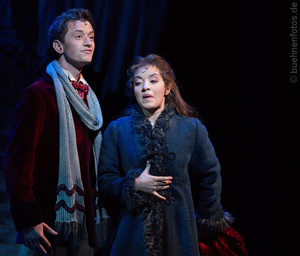 Musical Tanz der Vampire am Theater des Westens in Berlin 2016