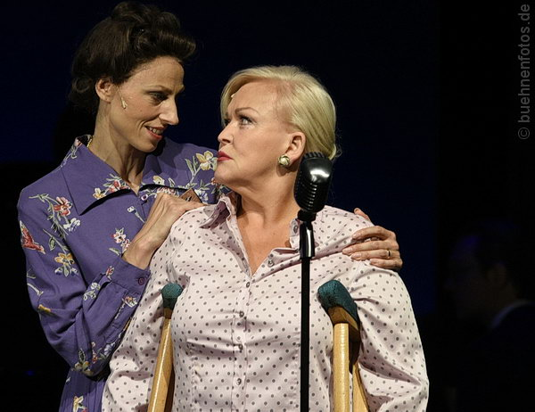 Doris Day - Day by Day Schlossparktheater Berlin 2016