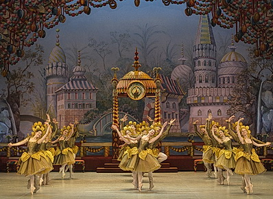 Ballett der nussknacker staatsballett an der deutschen for Nussknacker berlin
