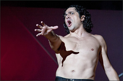 Don Giovanni in Berlin mit Ildebrando d'Arcangelo