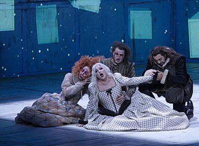 Oper Il Trovatore an der Staatsoper Berlin