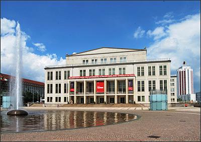 Leipzig Oper Spielplan