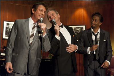 The Rat Pack - Programm Chrismas with The Rat Pack